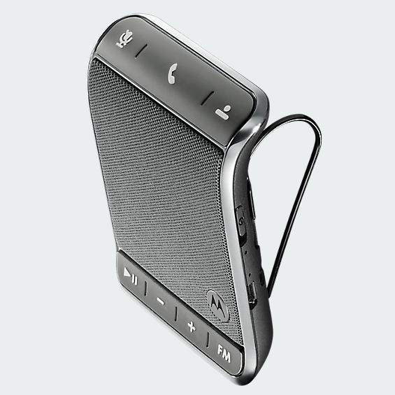 Motorola DROID Roadster 2 Portable Bluetooth Speaker
