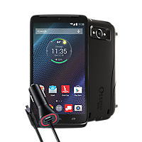 OtterBox Defender Bundle for DROID Turbo - Black