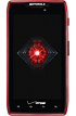 MotorolaDROID RAZR in Red 16GB