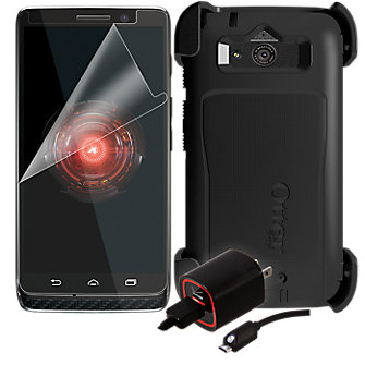 Premium Home Bundle for DROID MINI by MOTOROLA