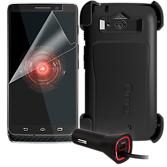 Premium Travel Bundle for DROID MINI by MOTOROLA
