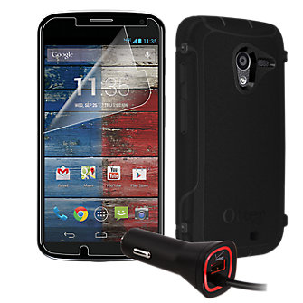 Premium Travel Bundle for Moto X