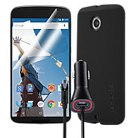 DualPro Bundle for Nexus 6 - Black