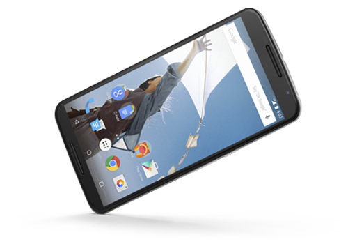 Explore and tune in with the Nexus 6