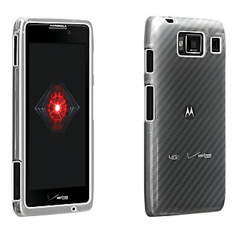 Clear Hard Cover for DROID RAZR HD