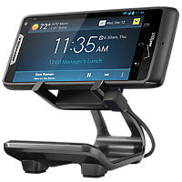 Motorola Flip Stand with Smart Charger for DROID RAZR HD