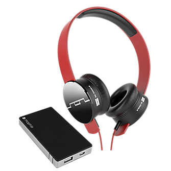 Music Lover Bundle for BlackBerry® Z30