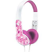Maxell Safe Soundz Ages 3-5 Headphones - Pink