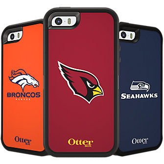 NFL Defender by OtterBox for Apple iPhone 5/5s - Arizona Cardinals