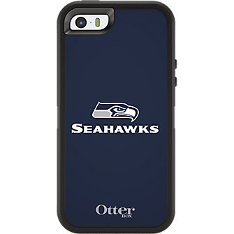 NFL Defender by OtterBox for Apple iPhone 5/5s - Seattle Seahawks