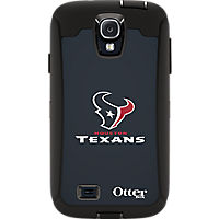 NFL Defender by OtterBox for Samsung Galaxy S4 - Houston Texans