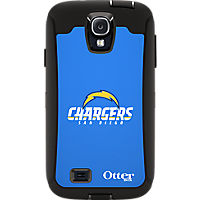 NFL Defender by OtterBox for Samsung Galaxy S4 - San Diego Chargers