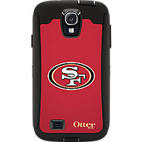 NFL Defender by OtterBox for Samsung Galaxy S4 - San Francisco 49ers