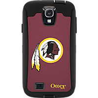NFL Defender by OtterBox for Samsung Galaxy S4 - Washington Redskins