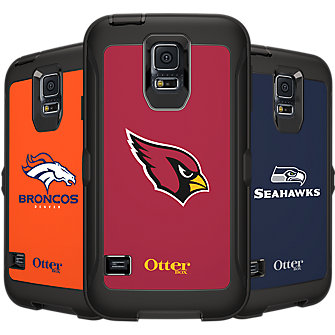NFL Defender by OtterBox for Samsung Galaxy S5 - Arizona Cardinals