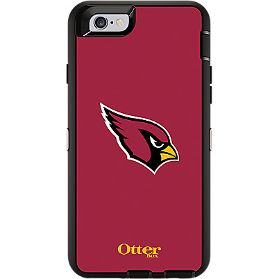 NFL Defender by OtterBox for iPhone 6 - Arizona Cardinals