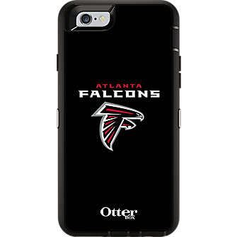 NFL Defender by OtterBox for iPhone 6 - Atlanta Falcons