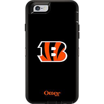 NFL Defender by OtterBox for iPhone 6 - Cincinnati Bengals