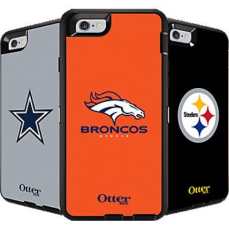 Nfl Defender By Otterbox For Iphone 6 Denver Broncos