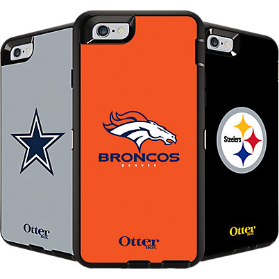 NFL Defender by OtterBox for iPhone 6 - Denver Broncos