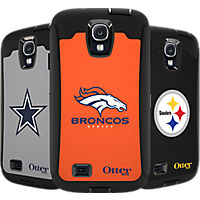 NFL Defender by OtterBox for Samsung Galaxy S4 - Denver Broncos