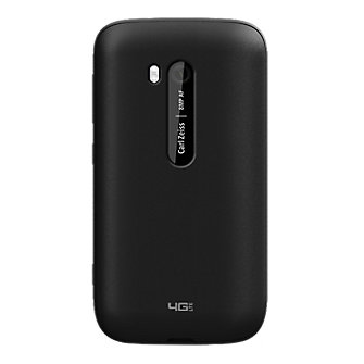 Nokia Standard Battery Cover w/ NFC - Black