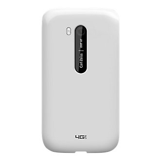 Nokia Wireless Charging Cover - White