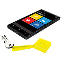 Nokia Treasure Tag WS-2  - Yellow