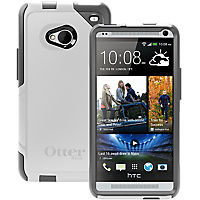 OtterBox Commuter Series Case for HTC One - White