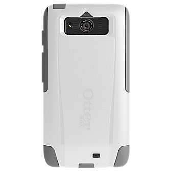 OtterBox Commuter for Mini - White with Gray