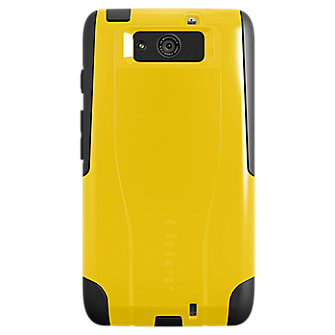 OtterBox Commuter for ULTRA - Yellow with Gray