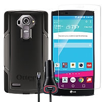 Otterbox Commuter Protection Bundle for LG G4