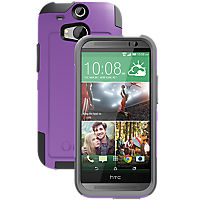 OtterBox Commuter Series for the all new HTC One (M8) - Radiant Purple