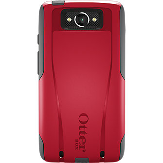 OtterBox Commuter Series for DROID Turbo - Scarlet