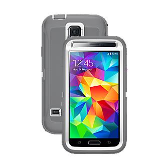 OtterBox Defender Series for Samsung Galaxy S 5 - Glacier