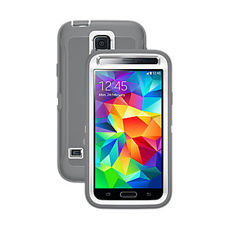 OtterBox Defender Series for Samsung Galaxy S 5 - Glacier
