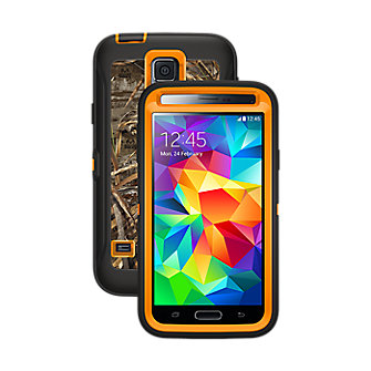 OtterBox Defender Series for Samsung Galaxy S 5 - Real Tree