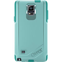 OtterBox Commuter Series for Galaxy Note 4 - Aqua Sky