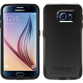 OtterBox Commuter Series for Samsung Galaxy S 6 - Black