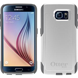 OtterBox Commuter Series for Samsung Galaxy S 6 - Glacier