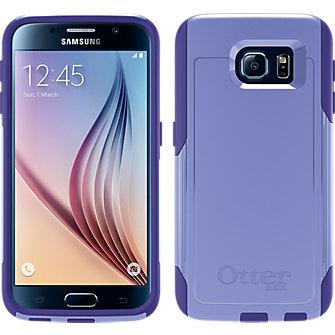 OtterBox Commuter Series for Samsung Galaxy S 6 - Purple Amethyst