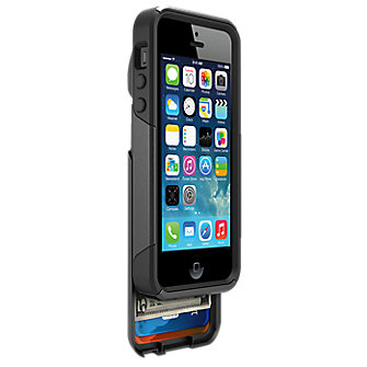 OtterBox Commuter Series Wallet for iPhone 5/5s - Black