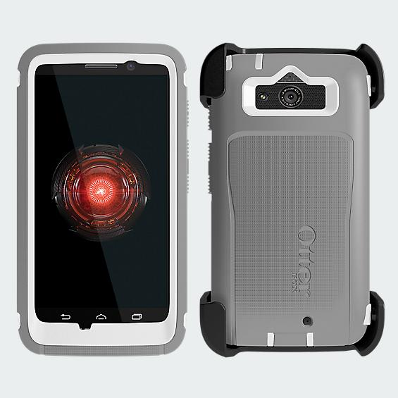 OtterBox Defender for Mini - White with Gray