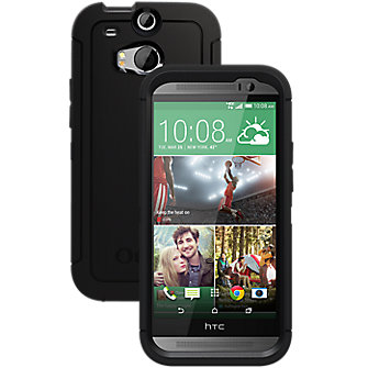 OtterBox Defender Series for the all new HTC One (M8) - Black