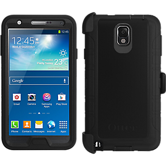 OtterBox Defender Series for Samsung Galaxy Note 3 - Black