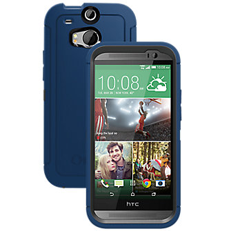 OtterBox Defender Series for the all new HTC One (M8) - Blueprint