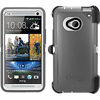 OtterBox Defender Series for HTC One - White