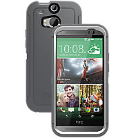 OtterBox Defender Series for the all new HTC One (M8) - Glacier