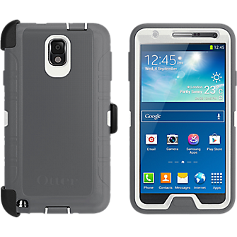 OtterBox Defender Series for Samsung Galaxy Note 3 - Gray