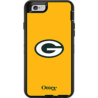 NFL Defender by OtterBox for iPhone 6 - Green Bay Packers